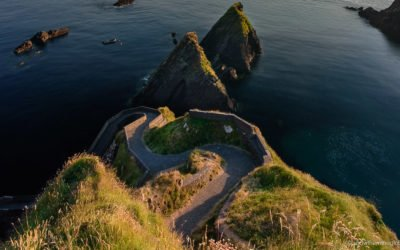 Dunquin Pier, Kerry. Ireland's Sheep Highway!