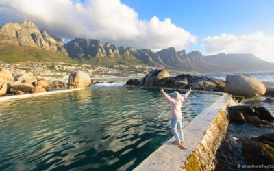 Cape Town with a Baby: Family travel in South Africa!