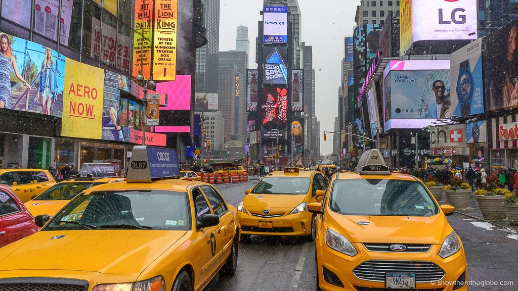 New York with a baby: family travel in NYC!