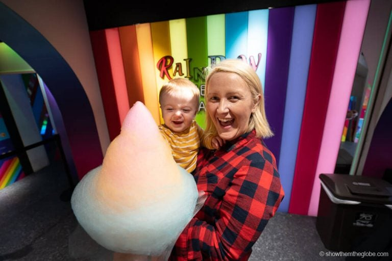 things to do in Tokyo with a baby