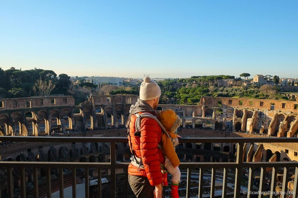 Things to do in Rome With Toddlers