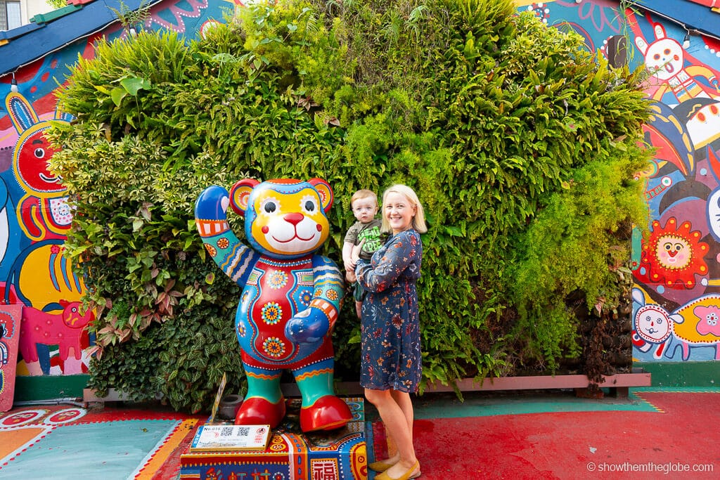 things to do in taichung with kids