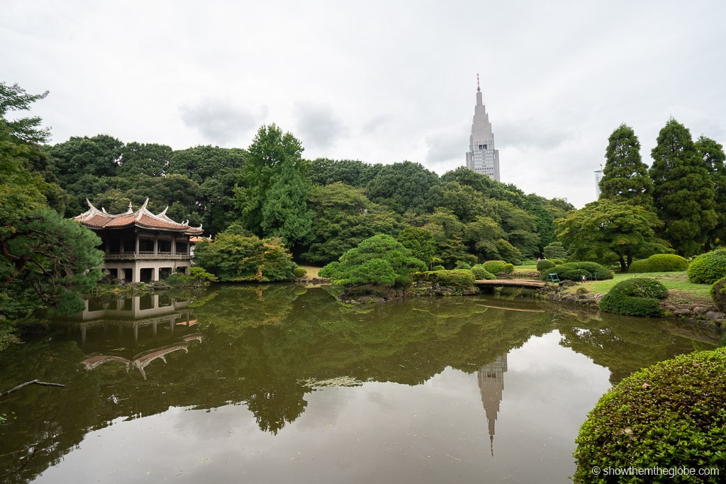 Tokyo with kids itinerary
