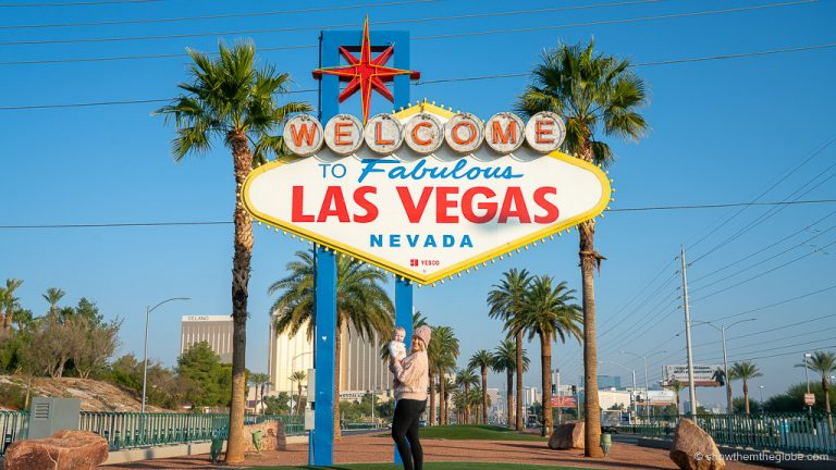 Things to do in Vegas with Kids