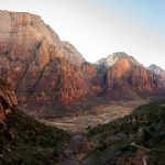 Zion Hikes with Kids