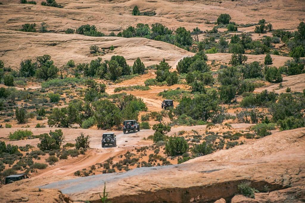 MoabOff Road Jeep